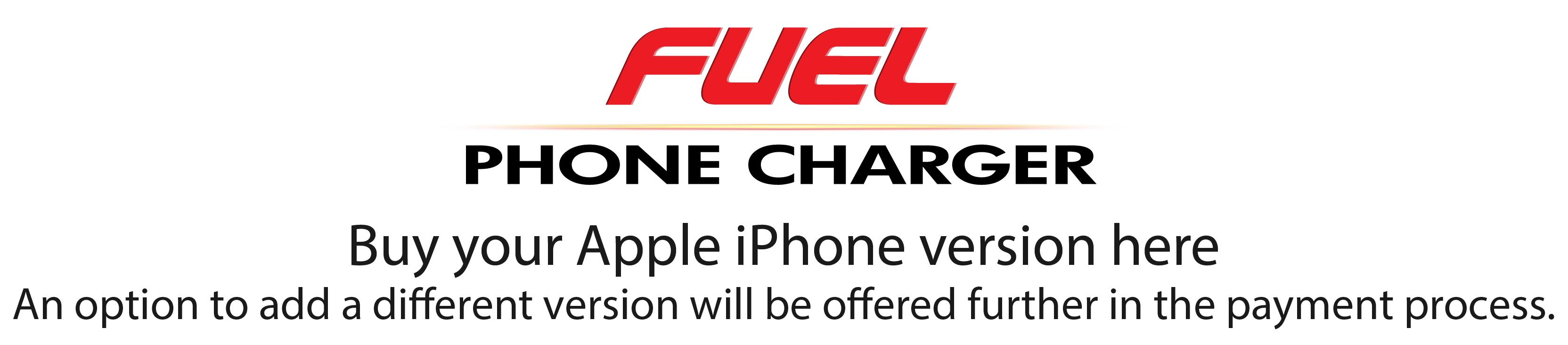 devotec fuel2 phonechargerforapple