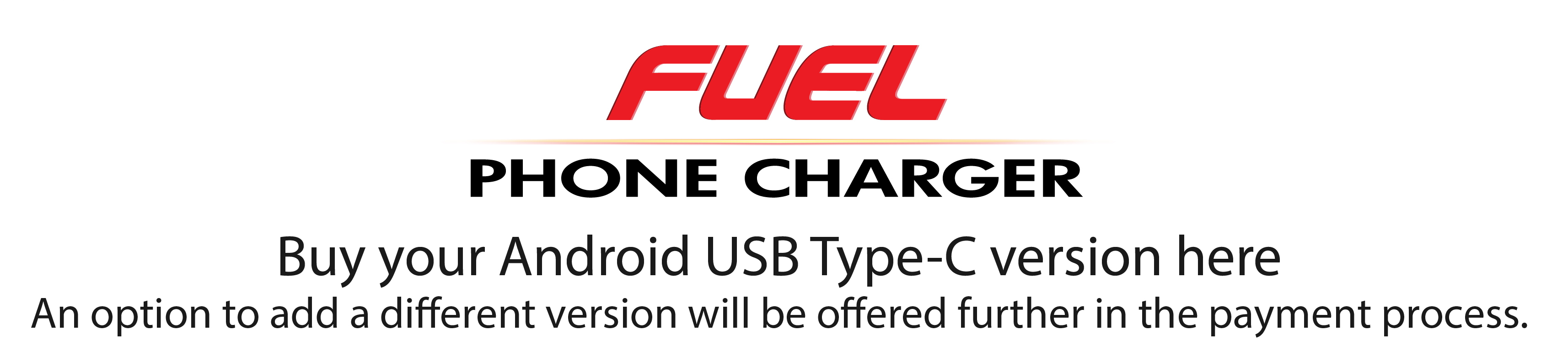 devotec fuel2 phonecharger
